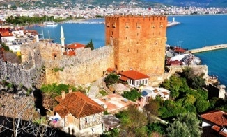 Antalya Airport to Alanya transfer