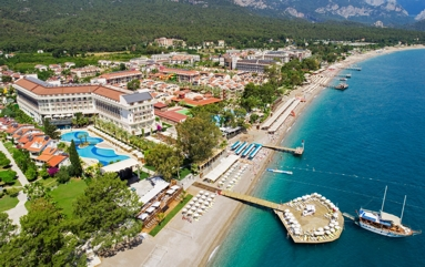 Transfers from Antalya Airport to Kemer